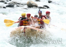 Classic Travel - Gallery - Kostaryka Rafting
