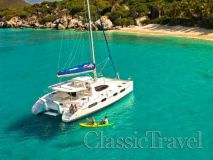 Classic Travel - Gallery - Sailing the Caribbean