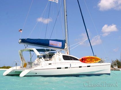 Classic Travel - Trip - Sailing the Caribbean