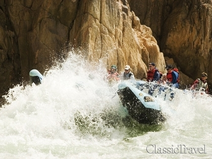 Classic Travel - Trip - Grand Canyon Rafting