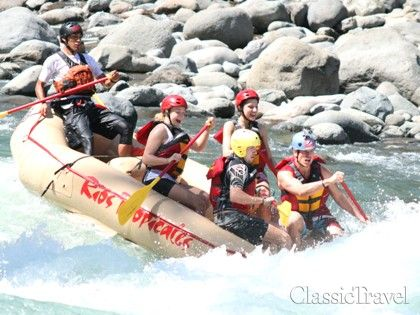 Classic Travel - Trip - Costa Rica Rafting Adventure