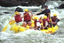 Classic Travel - Video - Kostaryka Rafting (3:30m)